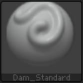 Dam_Standardブラシ