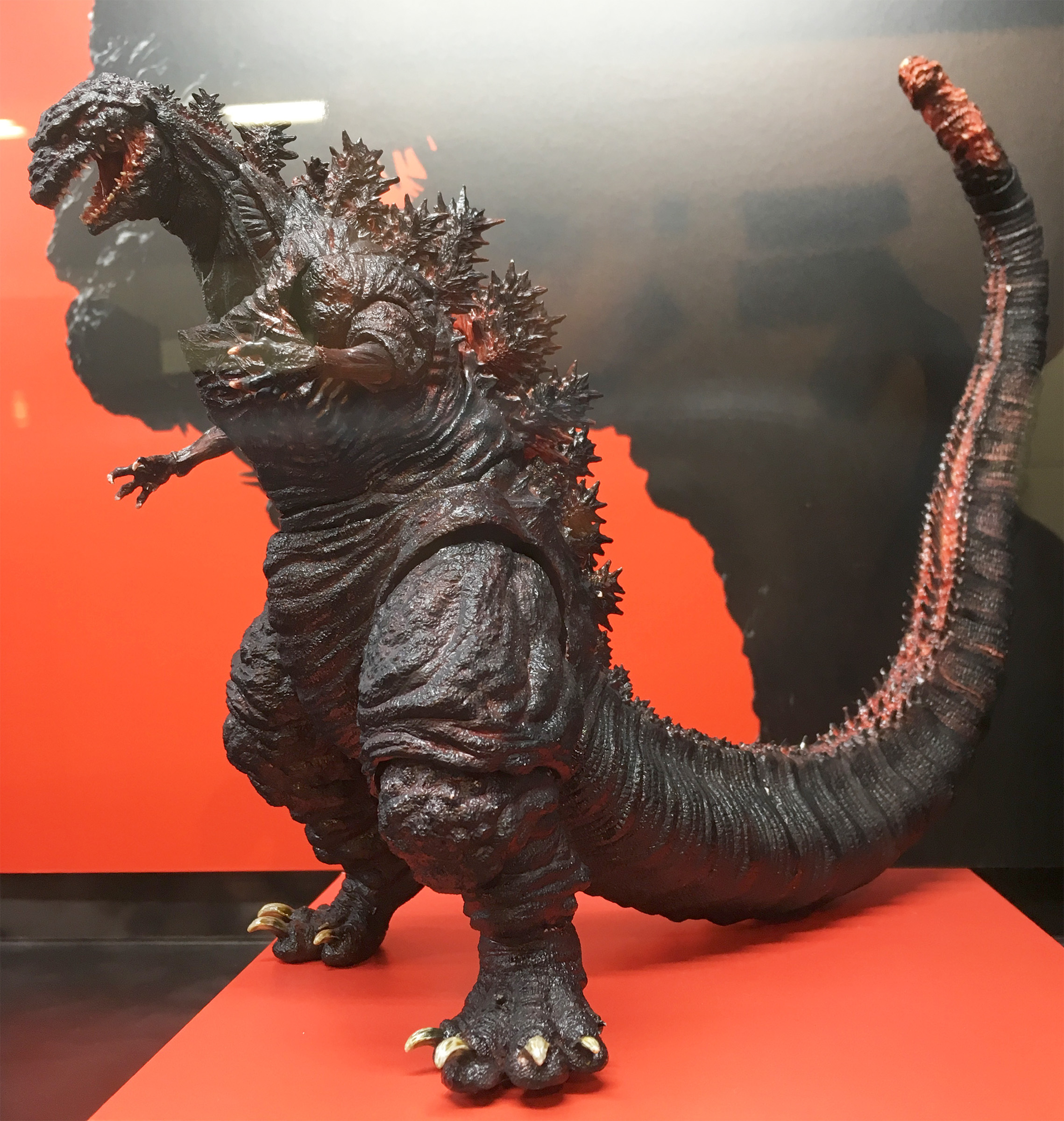 S.H.MonsterArts ゴジラ(2016)